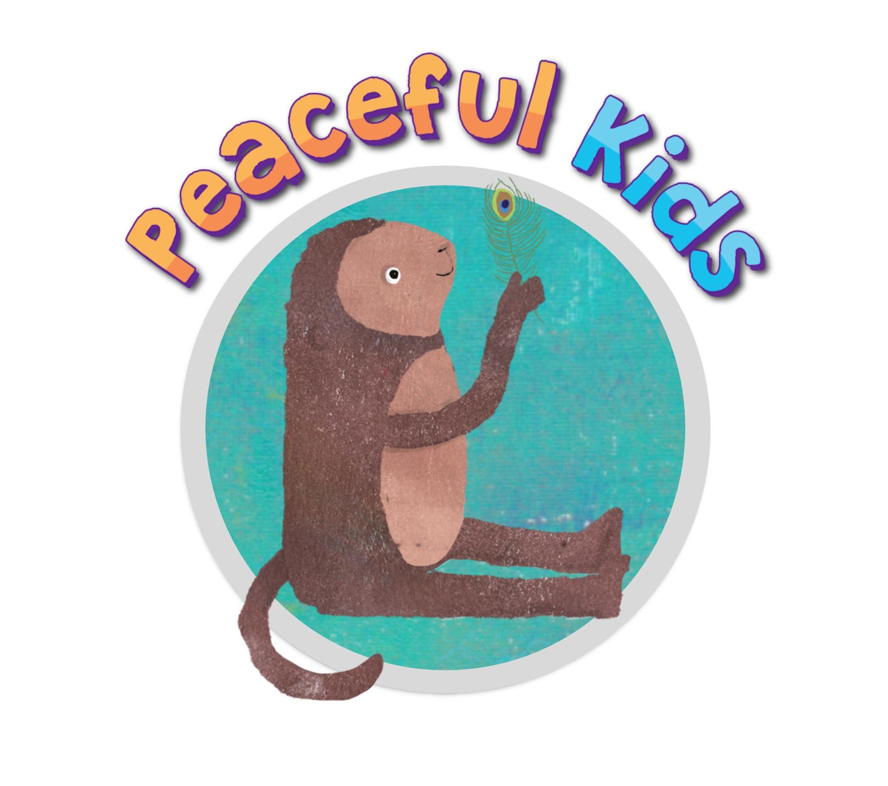 peaceful kids logo