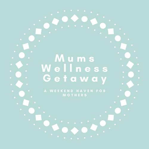 Mums Wellness Getaway Logo