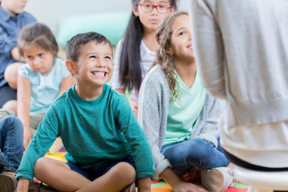 Mindfulness programs for kids